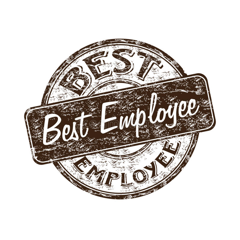 Best Employee Rubber Stamp Stock Photos