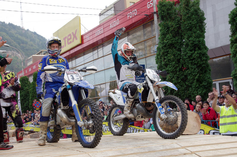 Download Best enduro riders editorial photo. Image of cycle, energy - 33585026