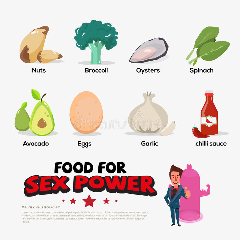 Garlic for sex power