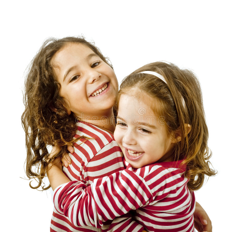 Download Best freinds hugging stock photo. Image of people, best - 6825138