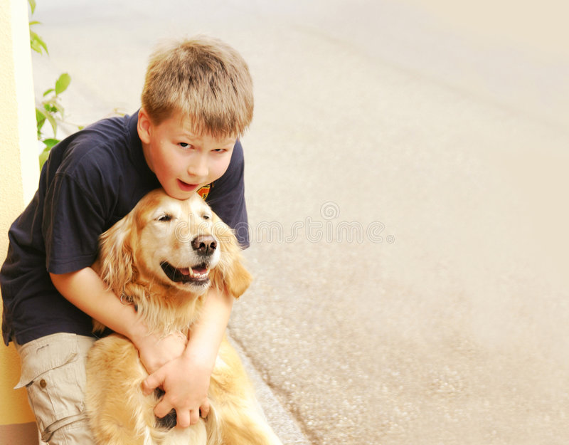 Download Best friends stock photo. Image of forever, animal, companion - 4769742