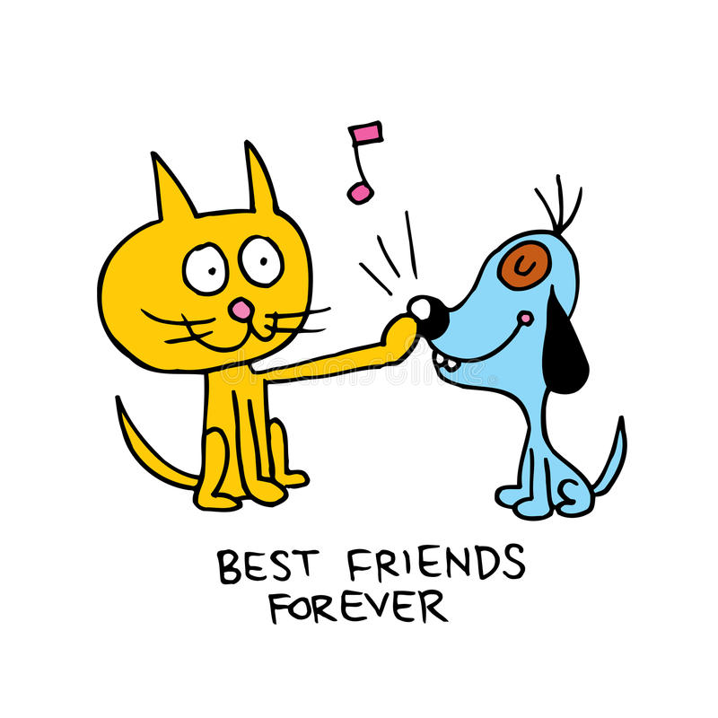 Free Best Friends Forever Stock Images - 79825904