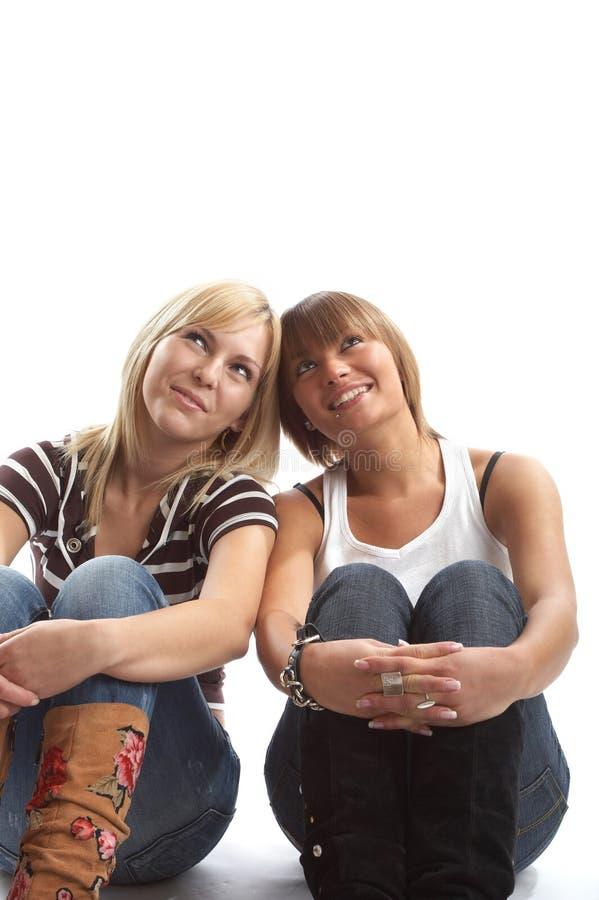 Download Best friends having fun stock image. Image of life, attractive - 1548165