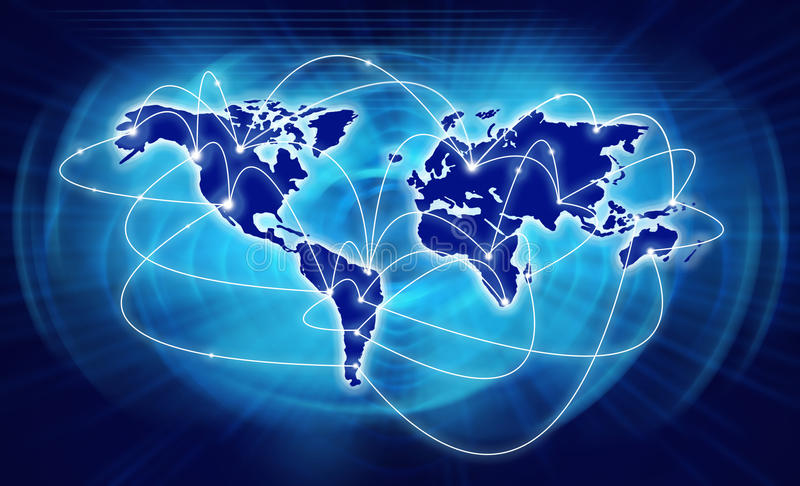 Best Internet Concept of global business from conc vector illustration
