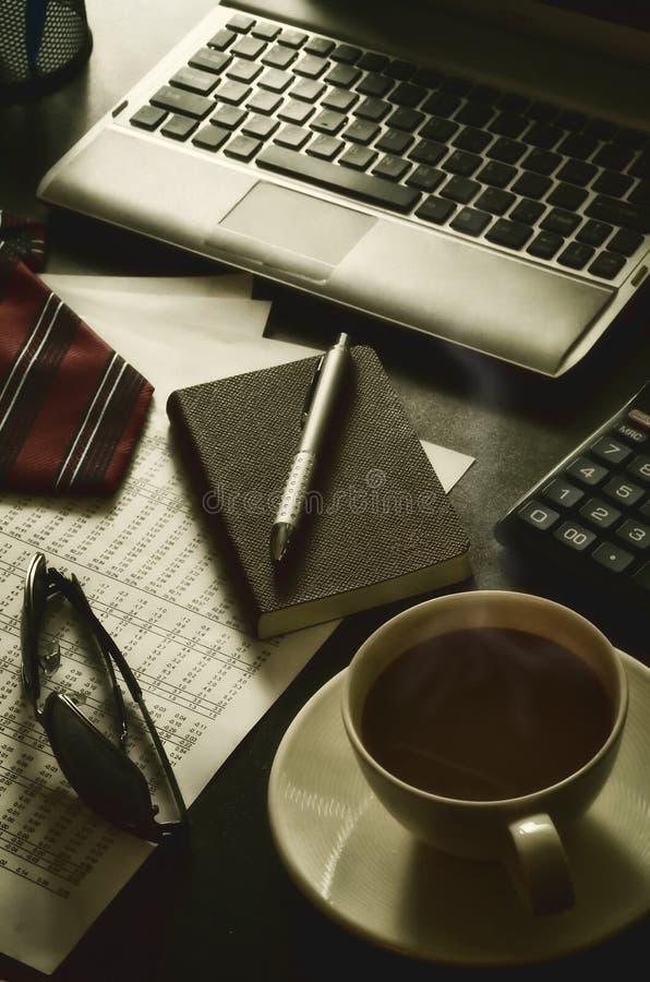 Best Office Stiil Life Royalty Free Stock Photo