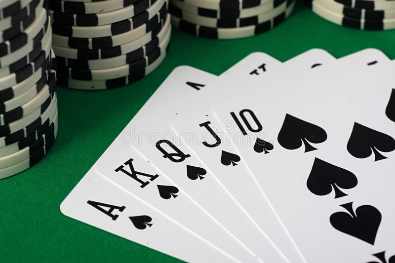 Download Best Poker Hand stock image. Image of sports, card, king - 12599533