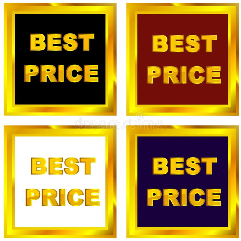 Download Best price stock illustration. Illustration of cheap - 26513076