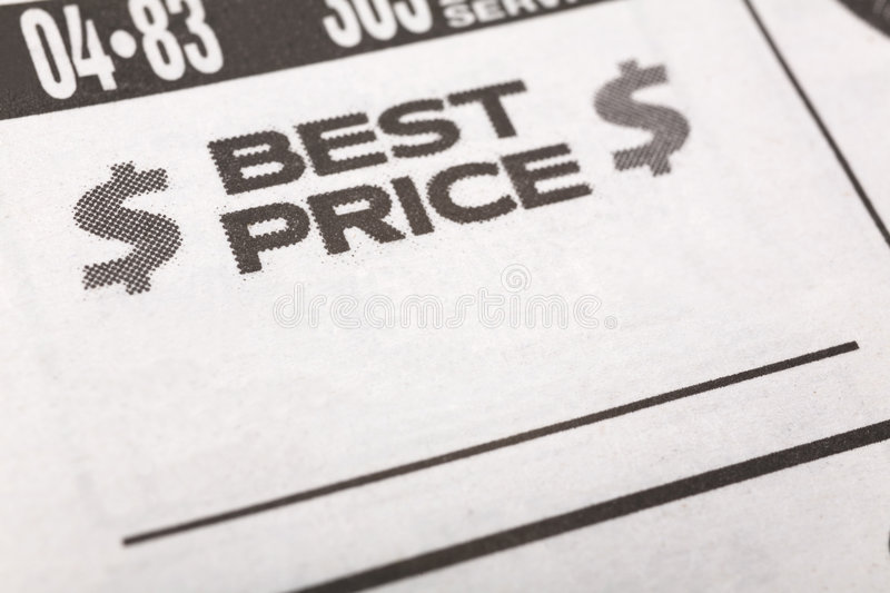 Best Price royalty free stock photos