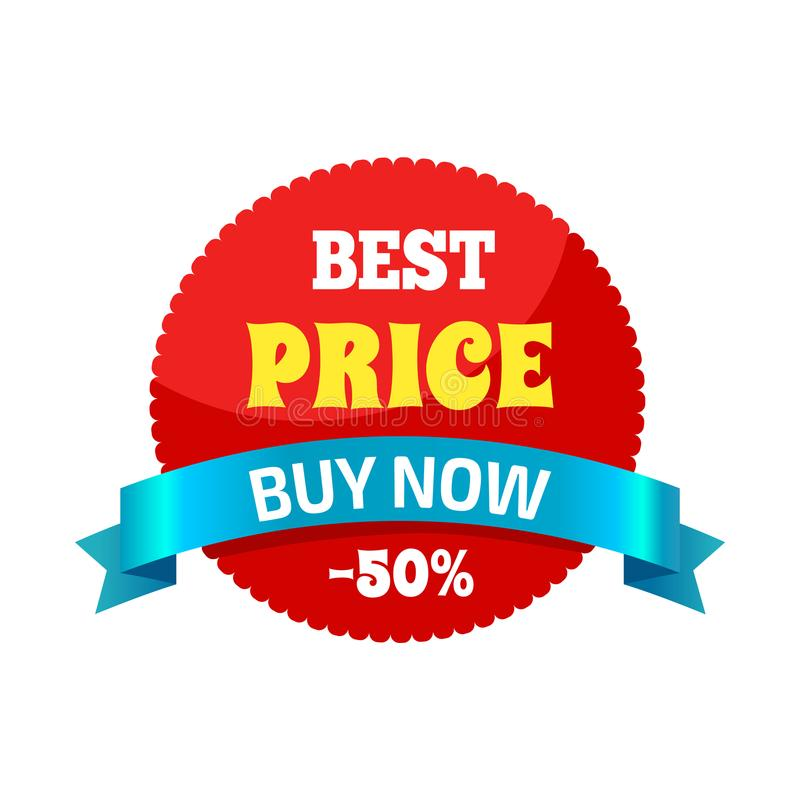 Best Price Buy Now -50 on Vector Illustration stock illustration