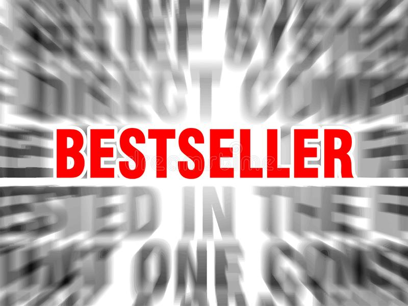 best-seller stock illustratie