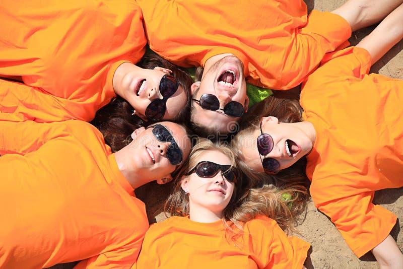 Best team royalty free stock photo