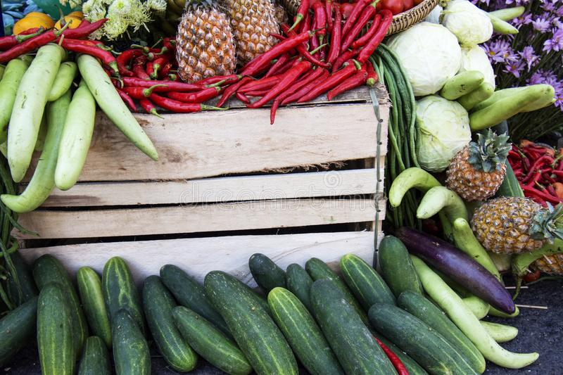 Best Tropical fruits and vegetables images. Best Tropical fruits and vegetables natural asian images indonesia java stock image