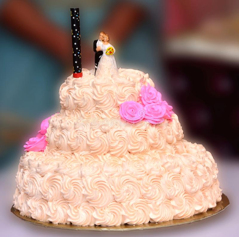 Best Wedding cake Decorators Youe Dream cake stock images