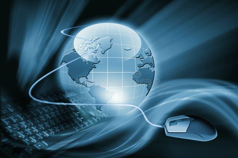 Beste concept globale zaken stock illustratie
