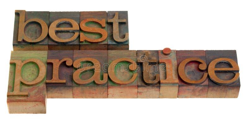Beste praktijken stock foto's