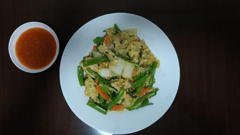 Beste thailändische Suki Recipe stockbilder