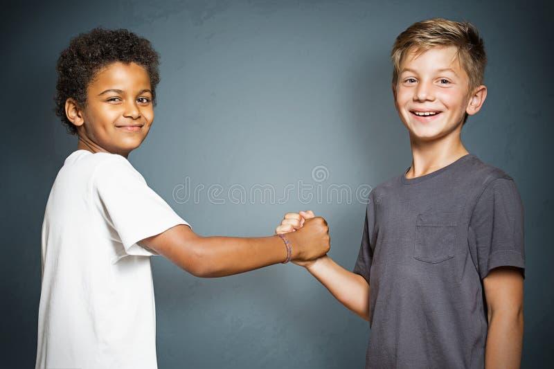 Beste Vrienden stock fotografie