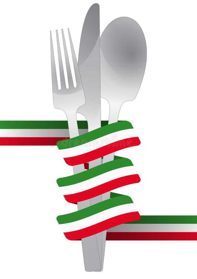 Download Bestek het Italiaans vector illustratie. Illustratie bestaande uit premie - 39111579