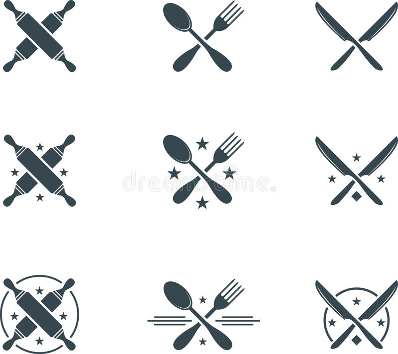 Besteksymbolen vector illustratie