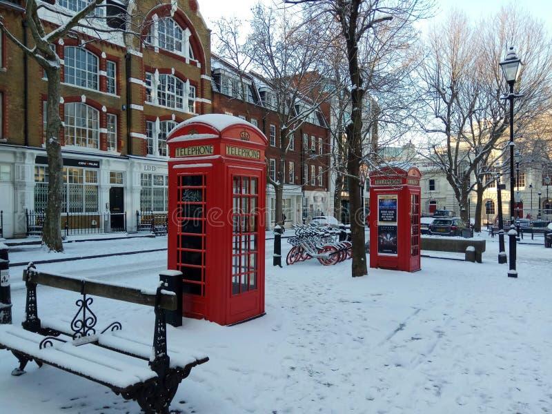 Bestia de Londres del este foto de archivo
