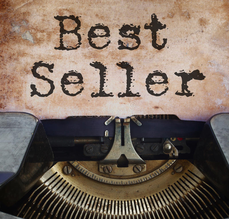 Bestseller concept royalty free stock image