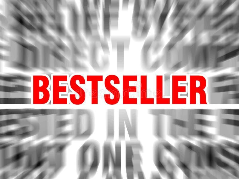 bestseller ilustração stock