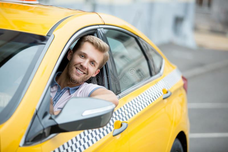 bestuurder stock foto