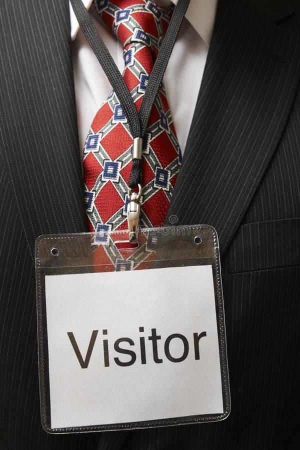 Besucherumbau lizenzfreie stockbilder