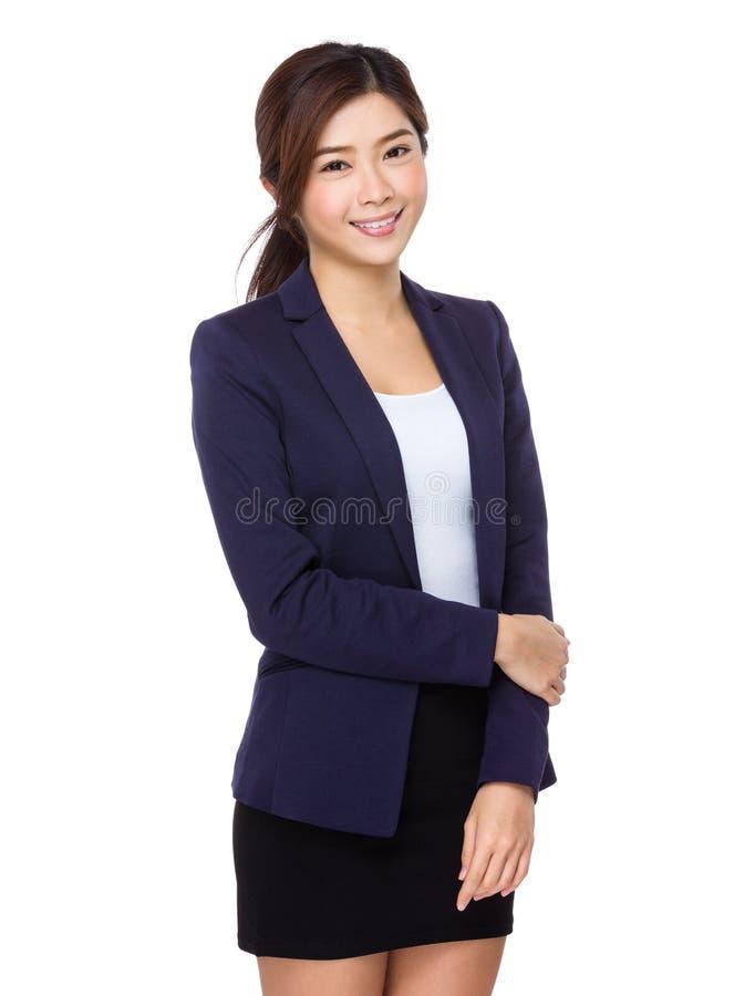 Besutiful Business woman stock photo