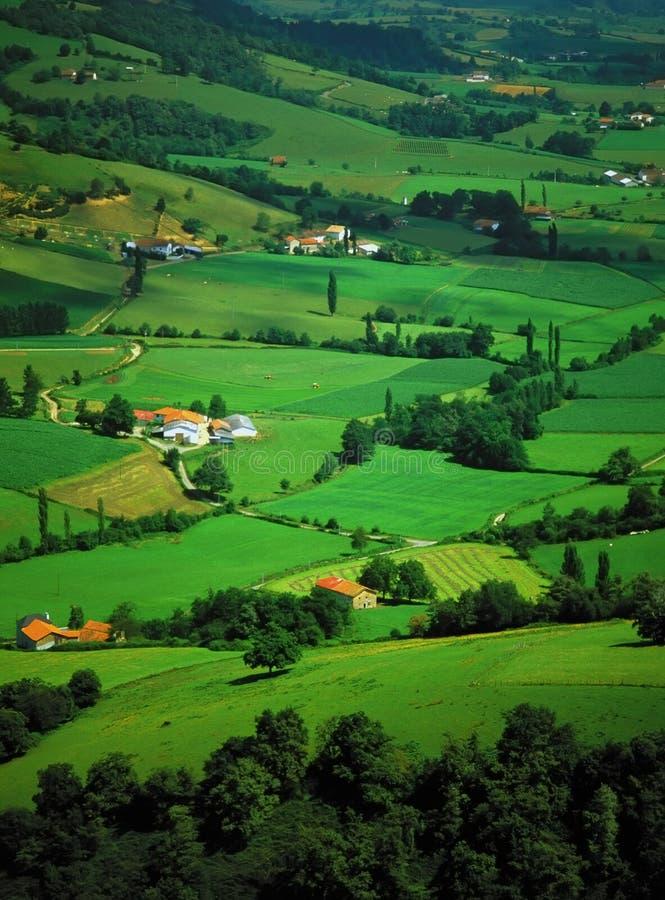 Betaalt Baskisch royalty-vrije stock fotografie