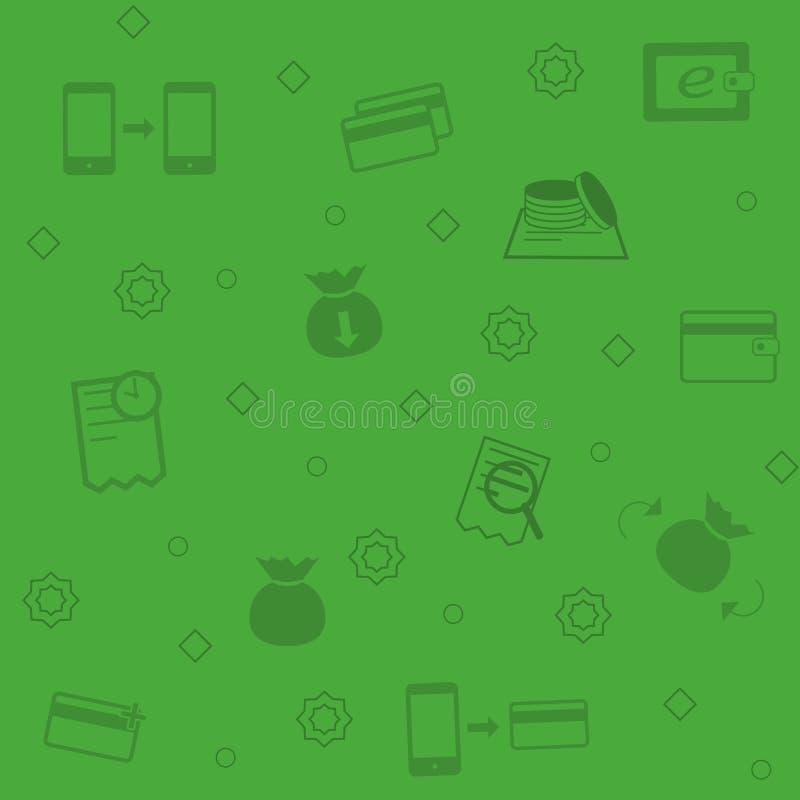 Betalingstextuur stock foto