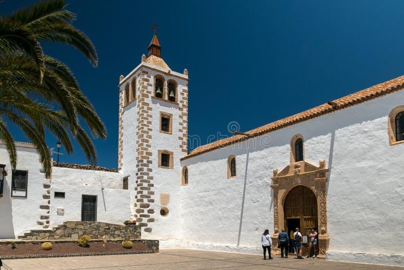 Betancuria, Fuerteventura imagem de stock royalty free