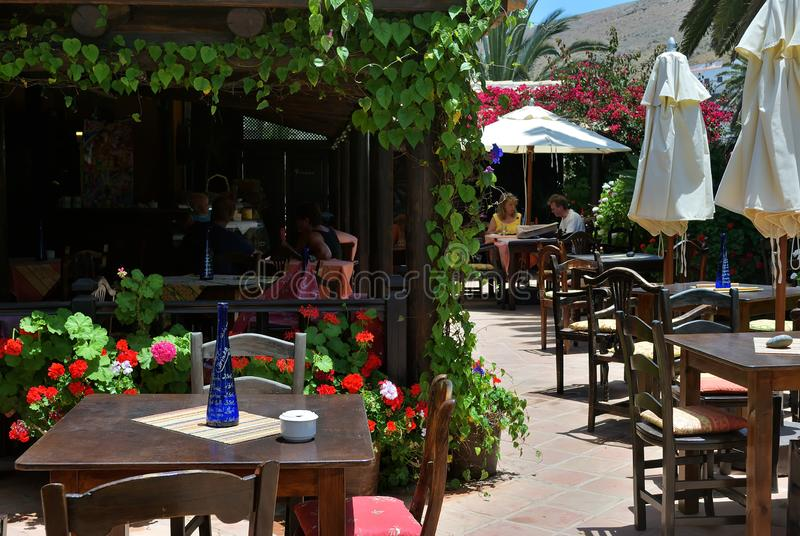 Betancuria Fuerteventura, Spain fotografia de stock royalty free