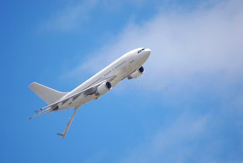 Betankungflugzeuge lizenzfreie stockfotografie