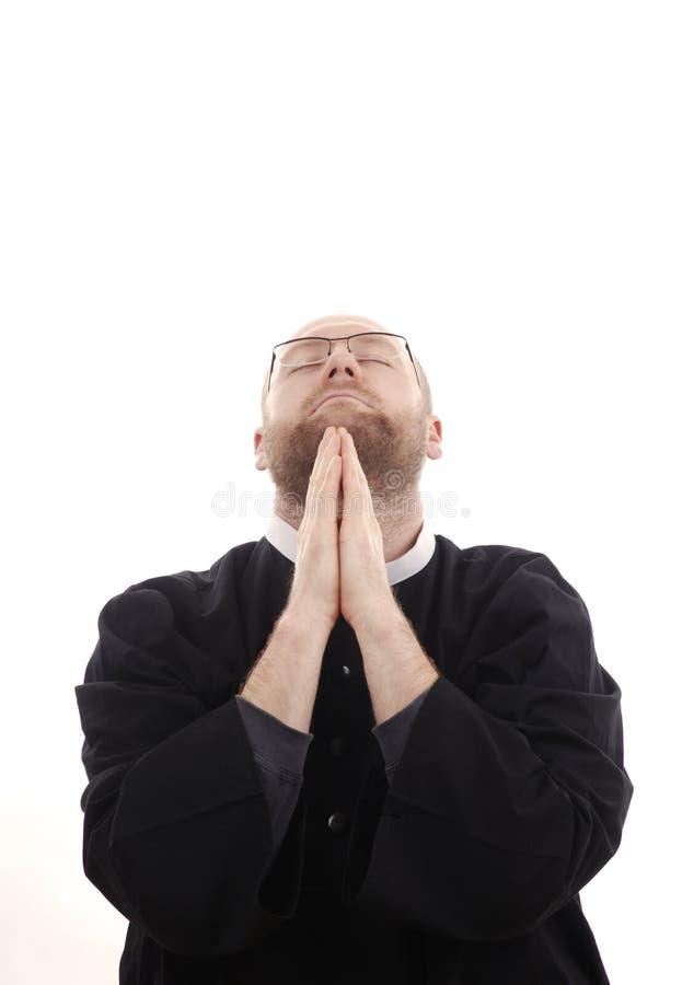 Beten lizenzfreie stockbilder