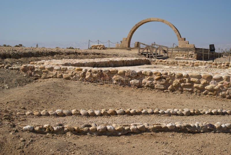 Bethany за рекой Иордан, Джорданом стоковые изображения rf