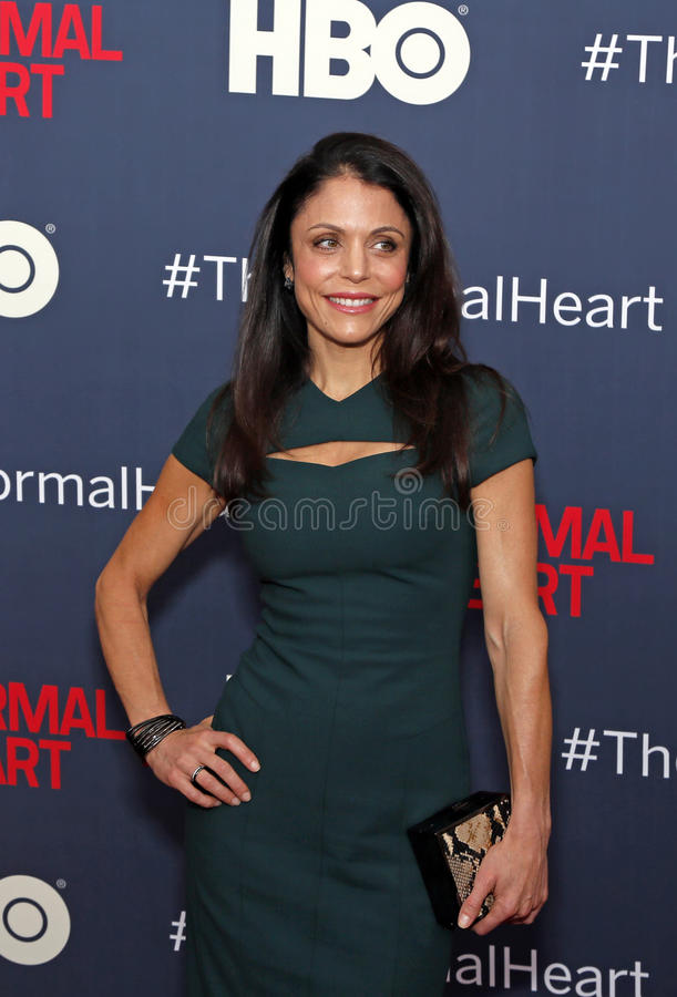 Bethenny Frankel fotos de stock