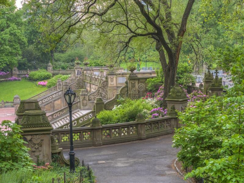 Bethesda Terrace Central Park foto de stock royalty free