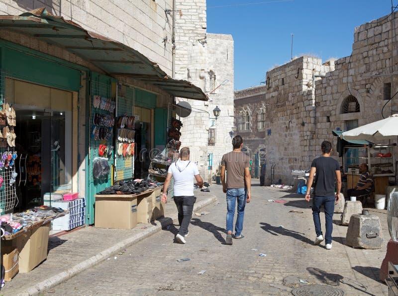 Bethlehem royalty-vrije stock fotografie