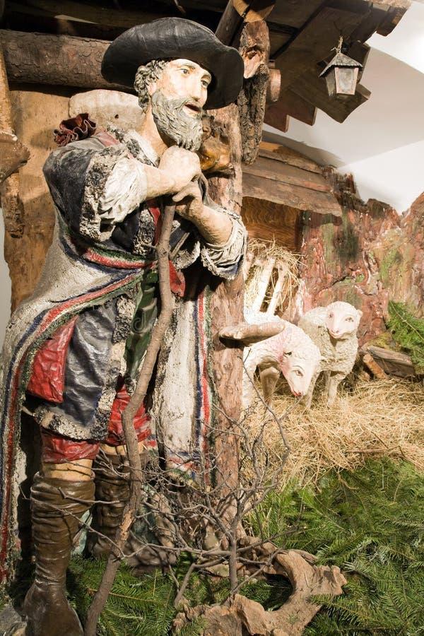 Bethlehem barroco en Praga fotografía de archivo libre de regalías