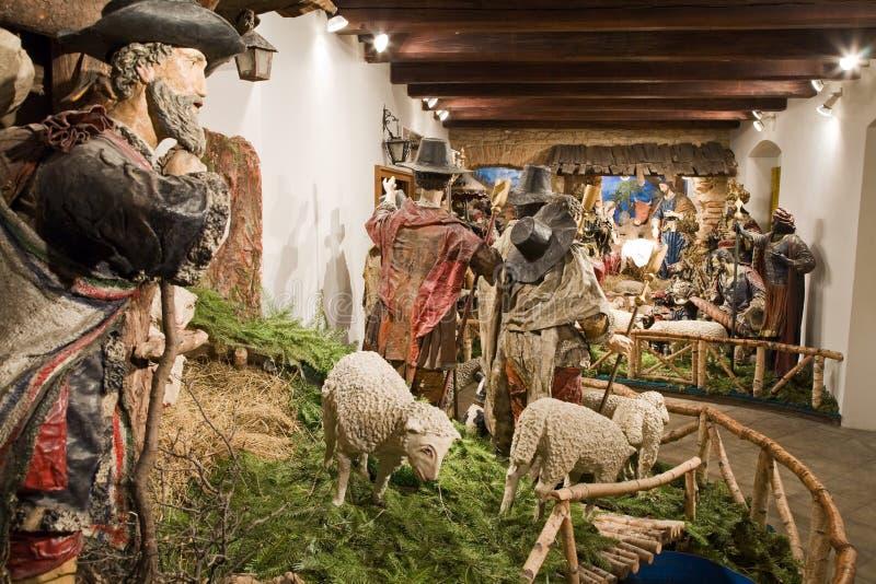Bethlehem barroco en Praga fotos de archivo