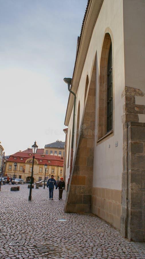 The Bethlehem Chapel, Prague, Prague Visit Tourist. Beautiful royalty free stock photo