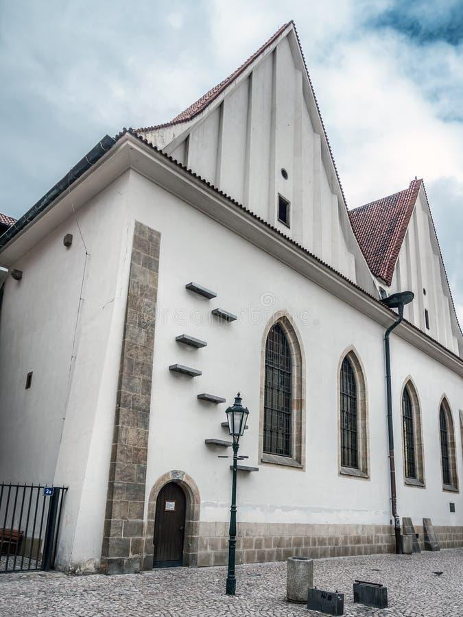 Bethlehem Chapel in Praque. Reconstructed Medieval Bethlehem Chapel, Praque, Czech Republic royalty free stock photo