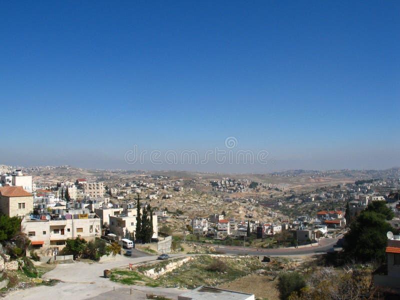Bethlehem, general view stock images