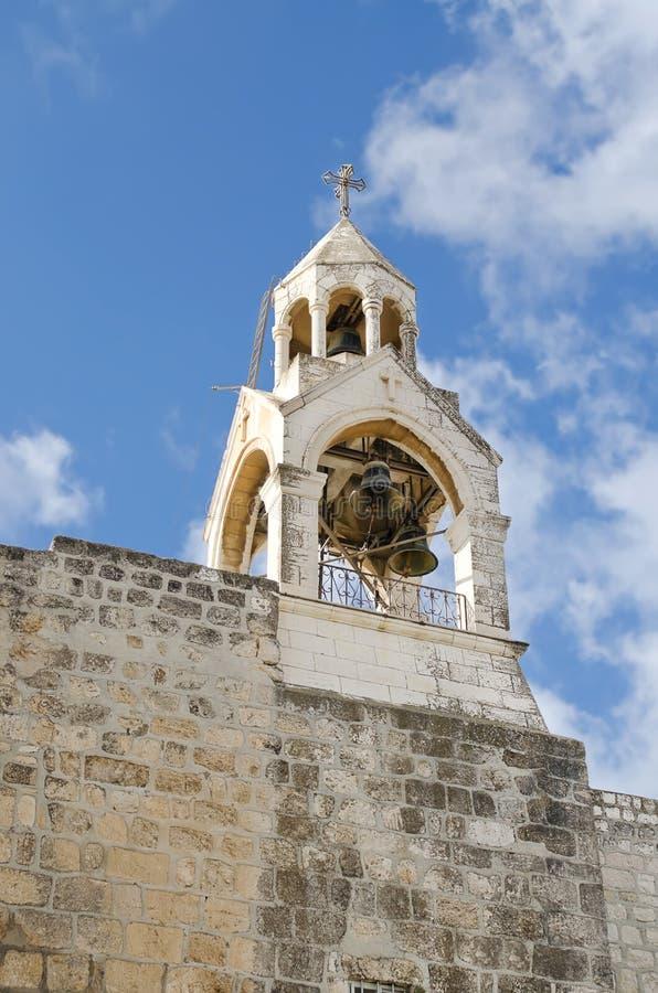 bethlehem Iglesia de la natividad imagenes de archivo
