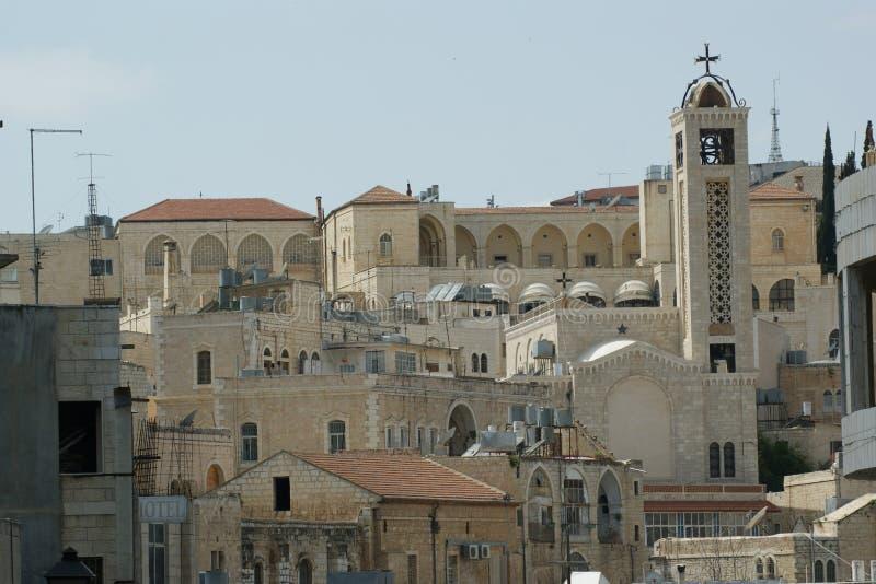 bethlehem israel palestine royaltyfri fotografi