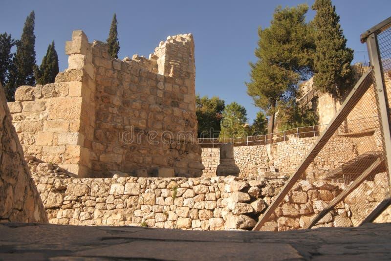 Bethlehem - l'Israël image stock