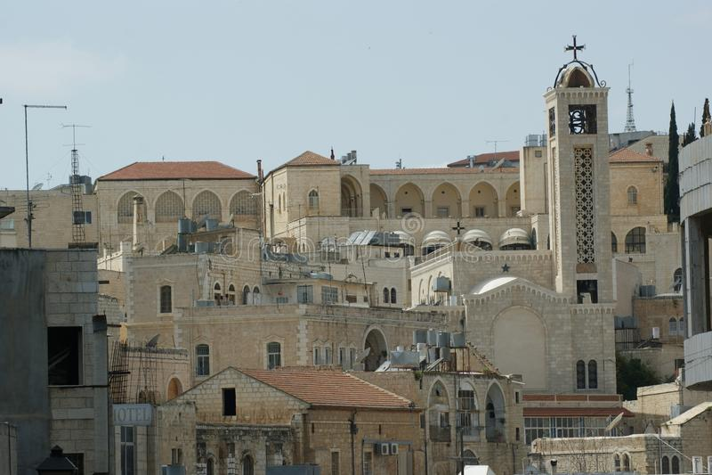 Bethlehem, Palestine, Israel royalty free stock photography