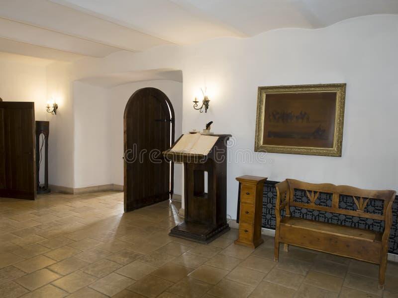 Bethlen-Haller kasztel, Rumunia zdjęcia royalty free