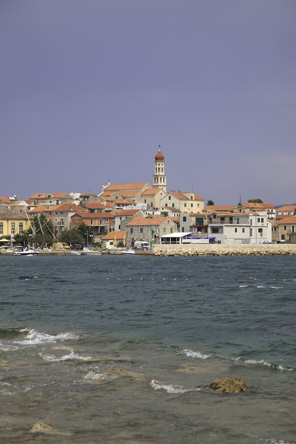 Betina, Croazia fotografia stock